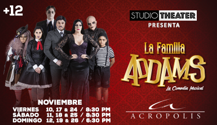 Ticket_Express_Republica_Dominicana_La_Familia_Addams_Theater_Acrópolis_Center_Santo_Domingo_comedia_musical_teatro_artes_comedy_musicales_Broadway_musical