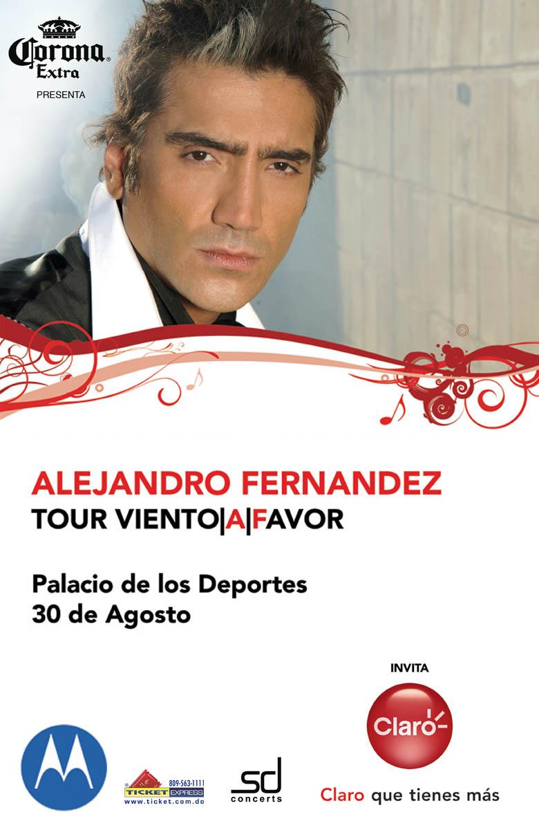 Alejandro fern ndez se convierte en bandido for Alejandro fernandez en el jardin mp3